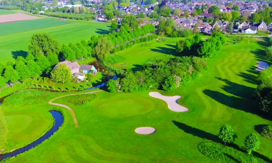 Golfpark Almkreek is nieuwe Goud Partner bij Kozakken Boys