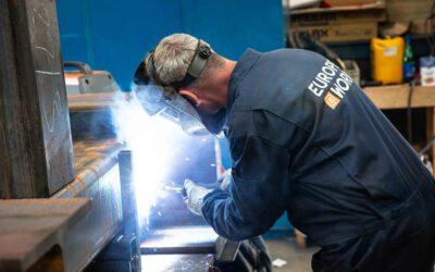 De vakmensen van Europe@Work ondersteunen het bedrijfsleven in de regio