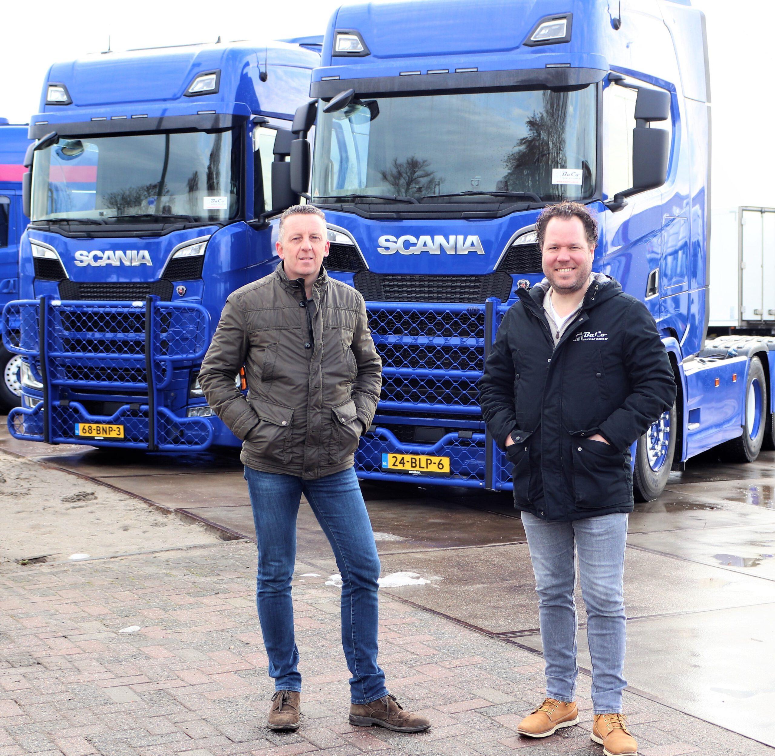 BaCo Trucks & Trading B.V. is op de fraaie nieuwe locatie in Nieuwendijk klaar voor de toekomst