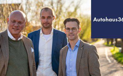 'De combinatie van on- en offline diensten maakt Autohaus365 uniek'