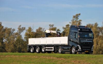 Schreuder Transport BV verlengd als Zilver sponsor!