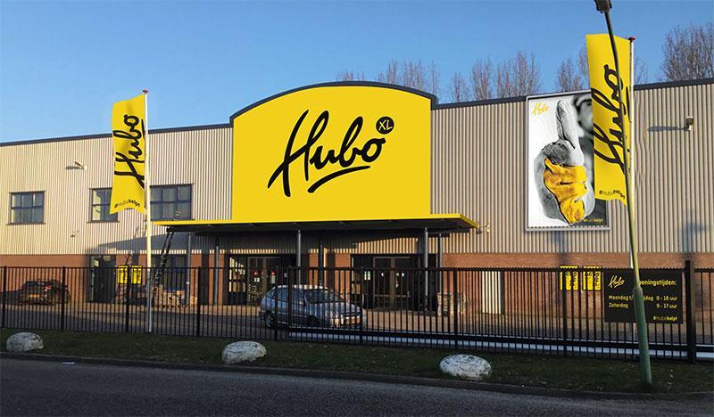 Hubo Werkendam nieuwe Goud Sponsor!